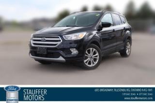 Used 2018 Ford Escape SE for sale in Tillsonburg, ON