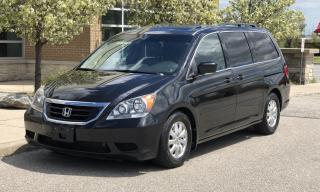 Used 2009 Honda Odyssey EX-L for sale in Brampton, ON