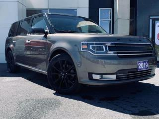 Used 2019 Ford Flex limited for sale in Kingston, ON