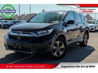 Used 2019 Honda CR-V LX AWD   CVT   Android Auto/Apple CarPlay for sale in Whitby, ON