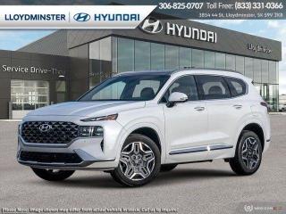 New 2021 Hyundai Santa Fe Ultimate Calligraphy for sale in Lloydminster, SK