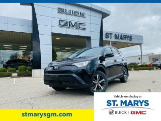 Used 2018 Toyota RAV4 LE for sale in St. Marys, ON