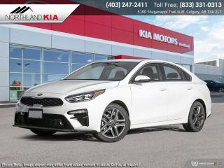 New 2021 Kia Forte EX+ for sale in Calgary, AB