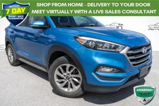 Used 2017 Hyundai Tucson CLEAN CARFAX!!! ONE OWNER!!! AWD!!! for sale in Barrie, ON
