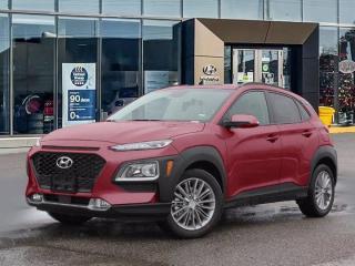 New 2021 Hyundai KONA LUXURY for sale in Halifax, NS