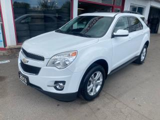Used 2013 Chevrolet Equinox LT for sale in Hamilton, ON