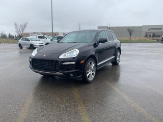 Used 2008 Porsche Cayenne Turbo | $0 DOWN - EVERYONE APPROVED!! for sale in Calgary, AB
