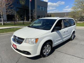 Used 2012 Dodge Grand Caravan Stow & Go,  Low km, 7 Passengers, Automatic, 3/Y W for sale in Toronto, ON