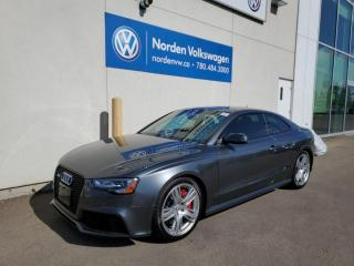 Used 2015 Audi RS 5 for sale in Edmonton, AB