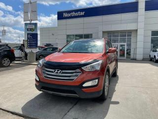 Used 2016 Hyundai Santa Fe Sport SE AWD/TURBO/LEATHER/PANOROOF/HEATEDSEATSANDSTEERING for sale in Edmonton, AB