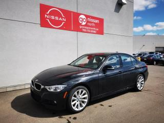 Used 2017 BMW 3 Series 340i xDrive / AWD / Touch Screen / Heated Seats / Roof /Used BMW Dealership for sale in Edmonton, AB