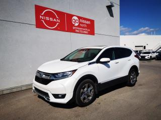 Used 2018 Honda CR-V EX for sale in Edmonton, AB
