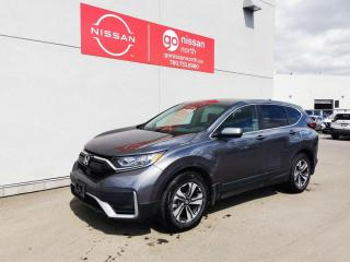 Used 2020 Honda CR-V LX / Two Sets Of Tires / Smart Key / Used Honda Dealership / Touch Screen for sale in Edmonton, AB