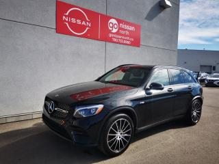 Used 2018 Mercedes-Benz GL-Class AMG GLC 43 / Leather / Pano Roof / Loaded / Used Mercedes-Benz Dealership for sale in Edmonton, AB