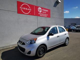 Used 2015 Nissan Micra S / LOW KM / ONE OWNER / TWO SETS OF TIRES / NO ACCIDENTS for sale in Edmonton, AB