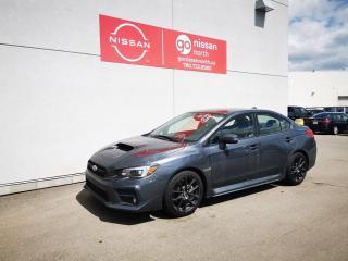 Used 2020 Subaru WRX Sport-tech / Manual / AWD / Used Subaru Dealership / Rare Car for sale in Edmonton, AB