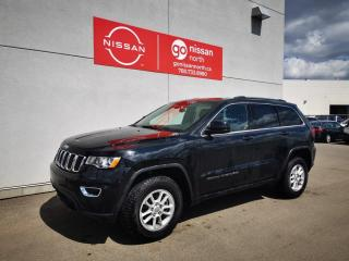 Used 2019 Jeep Grand Cherokee Laredo E / 4x4 / Used Jeep Dealership / 8.4inch Screen / Push Button for sale in Edmonton, AB