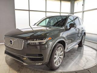 Used 2018 Volvo XC90 Inscription | AWD | 360 Cameras | Pano Roof | No Accidents for sale in Edmonton, AB