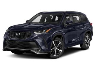 New 2021 Toyota Highlander XSE for sale in Ancaster, ON