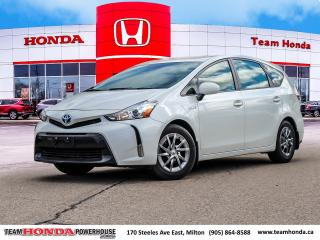 Used 2017 Toyota Prius V Base for sale in Milton, ON