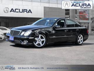 Used 2007 Mercedes-Benz E-Class AS IS for sale in Burlington, ON