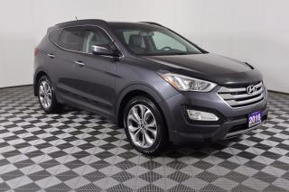 Used 2016 Hyundai Santa Fe Sport 2.0T Limited 1 OWNER - NO ACCIDENTS | AWD | NAVI | COOLED SEATS | PANO MOONROOF for sale in Huntsville, ON
