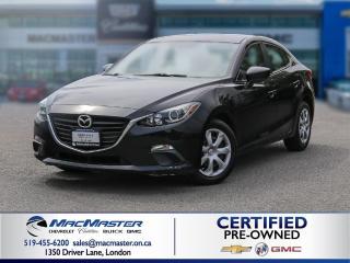 Used 2016 Mazda MAZDA3 for sale in London, ON