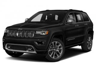 New 2021 Jeep Grand Cherokee Overland for sale in Cornwall, ON
