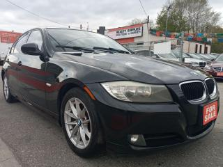 Used 2010 BMW 3 Series 323i-EXTRA CLEAN-123K-TINTED-BLUETOOTH-AUX-ALLOYS for sale in Scarborough, ON
