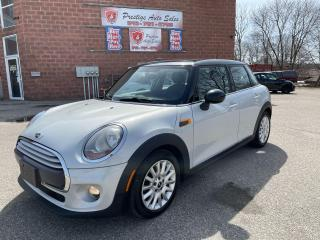 Used 2015 MINI Cooper 5 DOOR/1.5L/TWIN TURBO/NO ACCIDENTS/SAFETY INCLUDE for sale in Cambridge, ON