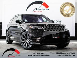 Used 2018 Land Rover Range Rover Velar P380 R-Dynamic HSE/Navigation/Massage/DriverAssist for sale in Vaughan, ON