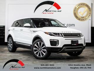 Used 2016 Land Rover Range Rover Evoque HSE/Navigation/Camera/Pano Roof/Heated Leather for sale in Vaughan, ON
