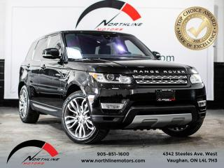 Used 2017 Land Rover Range Rover Sport Td6 HSE/Navigation/Pano Roof/LDW/Blindspot for sale in Vaughan, ON