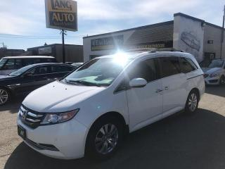 Used 2015 Honda Odyssey NO ACCIDENTS, EX-L TRIM, LOADED! for sale in Etobicoke, ON