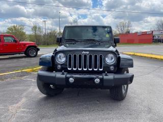 Used 2018 Jeep Wrangler JK Unlimited for sale in London, ON