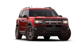 New 2021 Ford Bronco Sport BIG BEND for sale in Brockville, ON