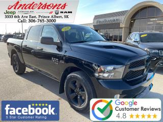 Used 2020 RAM 1500 Classic ST for sale in Prince Albert, SK