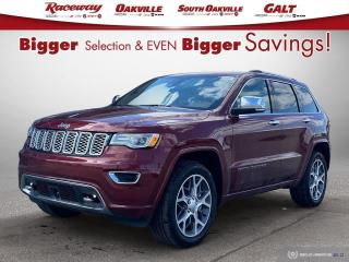 New 2021 Jeep Grand Cherokee Overland for sale in Etobicoke, ON