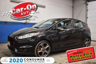 Used 2014 Ford Fiesta RECARO LEATHER | NAVIGATION | ALLOY WHEELS for sale in Ottawa, ON