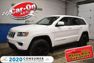 Used 2016 Jeep Grand Cherokee REMOTE START | LOW KMS | BLACK ALLOYS for sale in Ottawa, ON