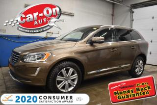 Used 2016 Volvo XC60 T6 V6 AWD | TECH PKG | DRIVER SAFETY ASSISTANCE | PAN for sale in Ottawa, ON