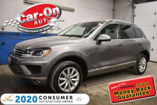 Used 2017 Volkswagen Touareg V6 AWD |NAVIGATION | PANORAMIC SUNROOF  PREMIUM AU for sale in Ottawa, ON