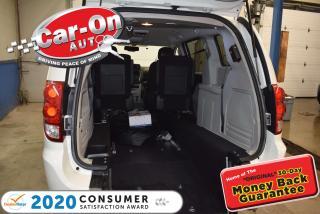 Used 2013 Dodge Grand Caravan SE | SAVARIA REAR ACCESS RAMP | ADAPT WHEELCHAIR for sale in Ottawa, ON