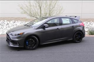 Used 2016 Ford Focus 5dr HB ST, MT, Navi, Leathewr, Roof, Clean for sale in Concord, ON