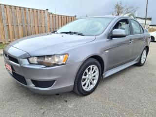 Used 2012 Mitsubishi Lancer 4dr Sdn SE AWD   Extra Tires! for sale in Mississauga, ON