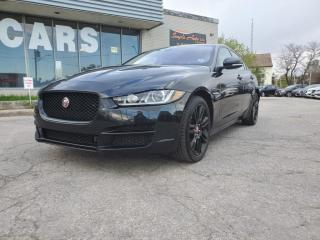 Used 2018 Jaguar XE 20d Awd Prestige for sale in Barrie, ON