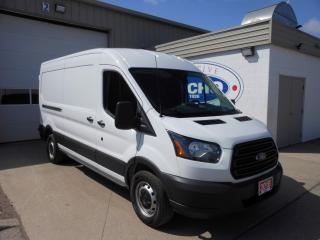 Used 2018 Ford Transit 250 Van Med. Roof w/Sliding Pass. 148-in. WB Medium Roof |  Bluetooth |  148