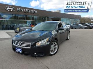 Used 2012 Nissan Maxima 3.5 SV CVT  - $111 B/W for sale in Simcoe, ON