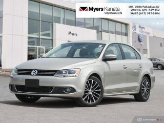 Used 2014 Volkswagen Jetta Highline 1.8T 6sp at w/Tip for sale in Kanata, ON
