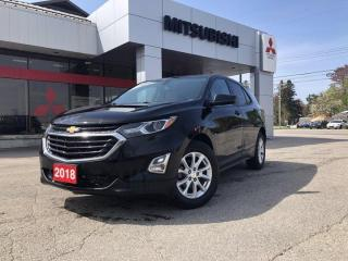 Used 2018 Chevrolet Equinox LS for sale in North Bay, ON